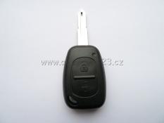 Klíč  RENAULT MTKB 2 tlačítka ID46 433MHz
