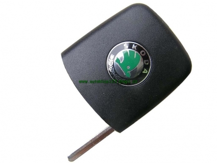 Klíč Škoda vystřelovací hlava s čipem