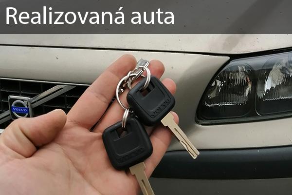 Realizovaná auta