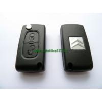 obal klíče CITROEN 2 tlačítka vystřelovací