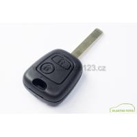 Klíč Citroen Berlingo C2 C3 C4 C5 C6 DS3