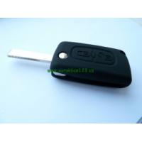 Silikonový obal klíče CITROEN 2 tlačítka černá