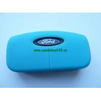 Silikonový obal klíče FORD 3 tlačítka modrá