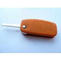 Silikonový obal klíče FORD 3 tlačítka oranžová