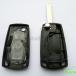 Obal klíče BMW 3 tlačítka vystřelovací verze, planžeta HU92