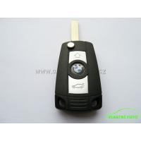 Auto klíč BMW 3 tlačítková remodel verze koso klíče BMW