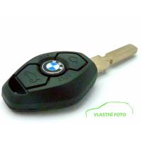 Klíč BMW 3 tlačítka, EWS, 433,92 MHz