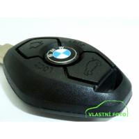 Obal klíče BMW 3 tlačítka koso diamant
