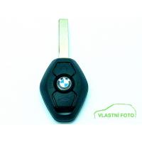 Klíč BMW s čipem a dálkovým ovládáním, EWS, 433,92 MHz