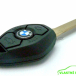 Klíč BMW 3 tlačítka koso (diamant) s planžetou HU92