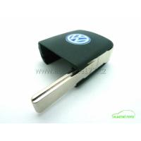 Vystřelovací auto klíč VW hlava s čipem