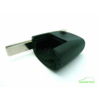 Výklopný auto klíč VW hlava s čipem