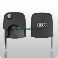 Vystřelovací hlava klíče AUDI s čipem ID48