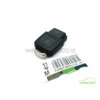 Dálkové ovládání klíč SEAT 2 tlačítka 1J0959753CT