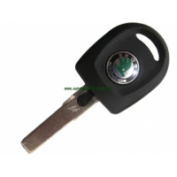 Klíč ŠKODA s čipem a světlem