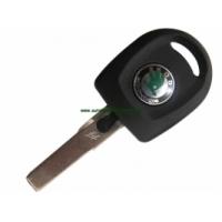 Auto klíč ŠKODA s místem pro vložení čipu.